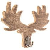 Moose Head Wall Hook